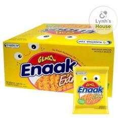 Mì Snack Gemez Enaak Hương Gà Nướng thương hiệu từ Thái Lan được sản xuất tại Indonesia
