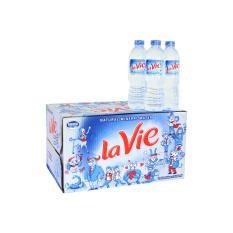 Nước Lavie thùng 24 chai x 500ml