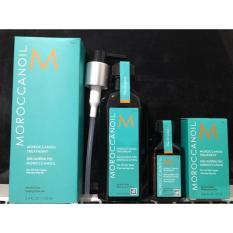 Combo tinh dầu dưỡng tóc Moroccanoil Treatment 100ml + 25ml