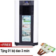 Máy Lạnh Di Động 1 Ngựa Kachi 2018 Tặng Bộ Dao 3 Món Sunny Store