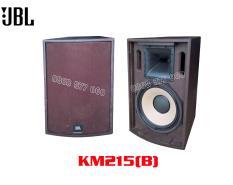 Loa sân khấu 1 bass 40 JBL KM215(B)