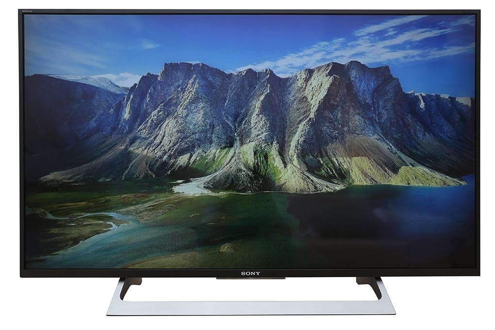 Smart Tivi LED 4K Sony 43inch 4K UHD - Model KD-43X8500F (Đen)