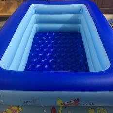 Combo bể bơi to 2m10+ bơm điện