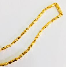 Dây chuyền nam mạ vàng công nghệ cao DC04 ( có kèm túi gấm cao cấp)