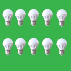 Bộ 10 Bóng đèn Led 3W E27