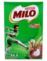 Thức uống lúa mạch Milo Active-Go Néstle hộp 285g, sản phẩm chất lượng, giá cả hợp lí, dễ dàng sử dụng, cần thiết cho gia đình bạn