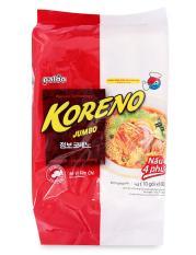 Mì Jumbo Koreno Vị Kim Chi Paldo Gói 1Kg