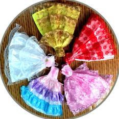 Bộ 03 Váy Đầm Dạ Hội Xinh Xắn Dành Cho Búp Bê 30Cm