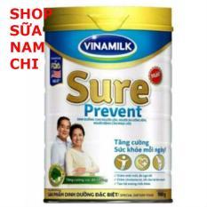 Sữa bột dinh dưỡng Vinamilk Sure Prevent 900gr