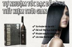 Thao duoc nhuom toc bac , lược nhuộm tóc thông minh tengya cao cấp, lược chải tóc thế hệ mới chất lượng cao. Dòng sản phẩm cao cấp loại 1 1381 .Bảo hành uy tín 1 đổi 1 bởi METROP
