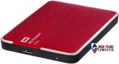 HDD WD My Passport Ultra 1TB 2.5″ USB 3.0 đỏ (Red)