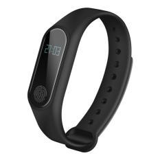 Đồng hồ đeo tay đo nhịp tim – Vòng đeo tay thông minh đa năng Smart M2, Kết nối Bluetooth