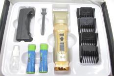 Tông đơ cắt tóc không dây chuyên nghiệp M6 NEW 2018