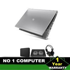 Laptop HP EliteBook 8460p Chạy CPU i7-2620M, 14inch, 8GB, SSD 480GB + Bộ Quà Tặng – Hàng Nhập Khẩu
