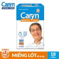 Miếng lót bổ sung siêu thấm Caryn 18 miếng
