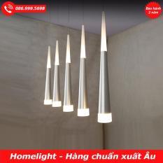Đèn thả hiện đại – đèn thả sao băng LADY019 (Thân Bạc)-2