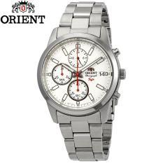 Đồng hồ nam dây kim loại Orient FKU00003W0