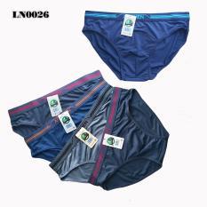 Combo 05 quần lót nam Aromen – Thun Lạnh cao cấp