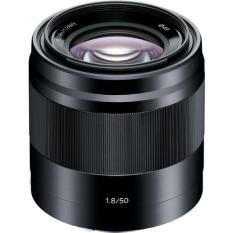 Ống kính Sony SEL 50mm F/1.8 OSS (Đen) – Hàng Sony Việt Nam