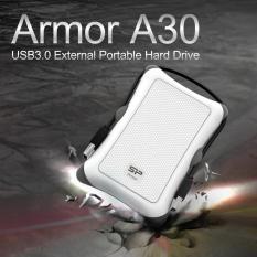 Ổ cứng di động chống sốc Silicon Power A30 1TB (Trắng)