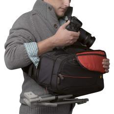 Balo máy ảnh đeo chéo 1 quai Case Logic DCB-308 SLR Camera Sling