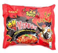 Mì gà siêu cay 2x Spicy SAMYANG Hàn Quốc (140g)