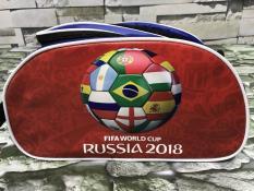 Túi đựng giày thể thao 2 ngăn 3D World Cup 2018