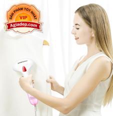 Bàn ủi hơi nước mini cầm tay đa năng (cho chị em đi du lịch) hàng cao cấp Royalstar của Agiadep