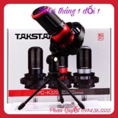 Micro Takstar PC-K320 -Không nguồn Phantom