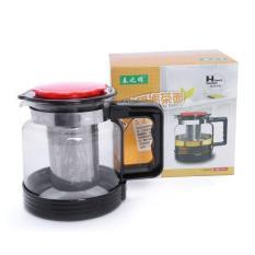Ấm pha trà Glass TeaPot cao cấp 1.8L – [SIÊU GIẢM GIÁ 2 NGÀY CUỐI]