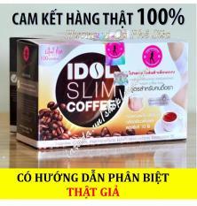[Bộ 5 hộp] Cà Phê Giảm Cân Idol Slim Coffee Thái Lan 10 gói x 15g – Ca phe giam can IdolSlim Coffee – Giam can hieu qua – Cafe giam can idol slim – Cafe giam can idolslim