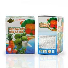 Bột rau câu con cá dẻo hộp 12 gói 10gr