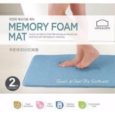 Thảm chùi chân Lock&Lock Memory Foam MAT512 (size S)