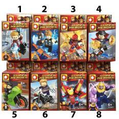 Bộ Lego xếp hình Super Heroes Avengers