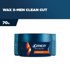 Wax vuốt tóc X-Men Clean Cut 70g