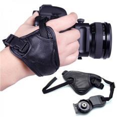 Dây máy ảnh đeo cổ tay chống trơn trượt phổ biến cho Canon,Nikon Sony Pentax CV35