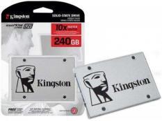 Ổ CỨNG GẮN TRONG SSD 240GB KINGSTON UV400, SATA III FULL BOX, BẢO HÀNH 36 THÁNG