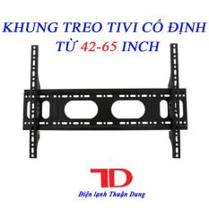 Khung treo TIVI cố định từ 42-65 INCH