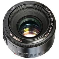 Ống kính Yongnuo 50mm F1.8 for Canon Chân dung Xoa phông Khẩu độ lớn chụp tối thiếu sáng