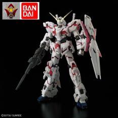 Gundam Bandai Rg Unicorn Rx-0 Destroy 1/144 UC Mô Hình Nhựa Đồ Chơi Lắp Ráp Anime Nhật