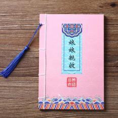 Sổ Tay Khâu Gáy Chỉ Cổ Trang (nhiều mẫu mã)