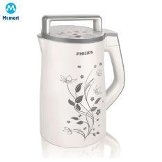 Máy làm sữa đậu nành Philips HD2072 (Trắng) – Hàng nhập khẩu