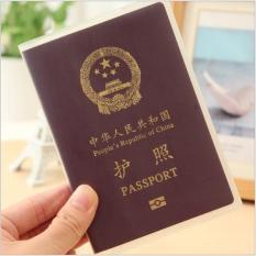 [HCM]Bao hộ chiếu có khe đựng thẻ