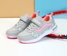 Giày thể thao đẹp , siêu nhẹ, êm, chống trơn trượt cho bé gái