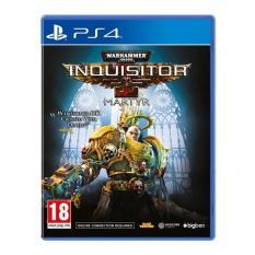 Warhammer 40k Inquisitor game PS4