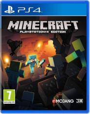 Minecraft Edition Dành Cho Ps4