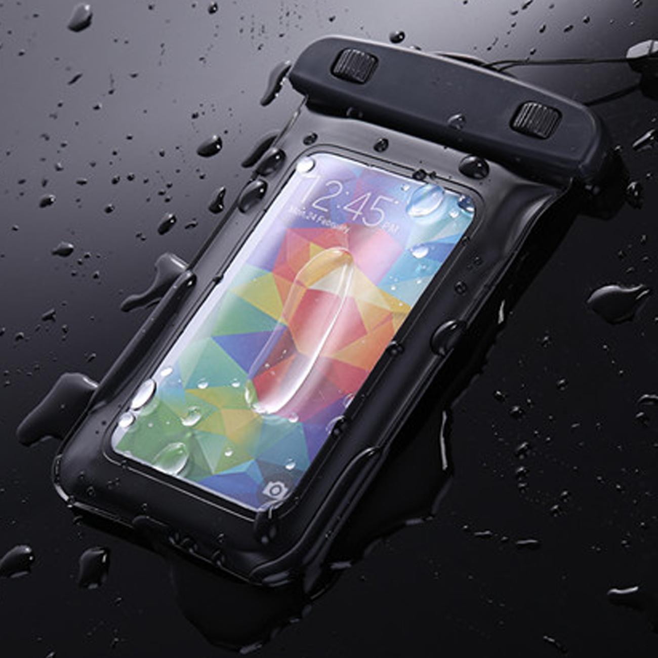 Túi đựng điện thoại chống nước có hình ảnh đẹp ( Dùng được trên mọi loại điện thoại )