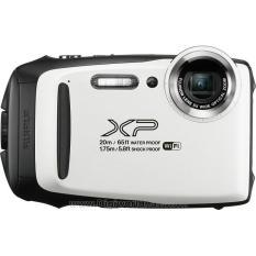 máy ảnh Fujifilm XP130 chụp ảnh dưới nước mầu trắng