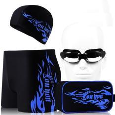 Set 5 sản phẩm đồ bơi nam
