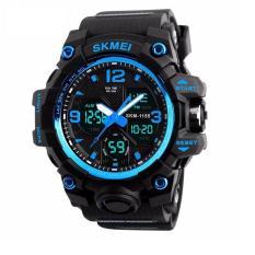 Đồng hồ nam giá rẻ- Đồng hồ nam điện tử thể thao skmei 1155B – siêu chống nước